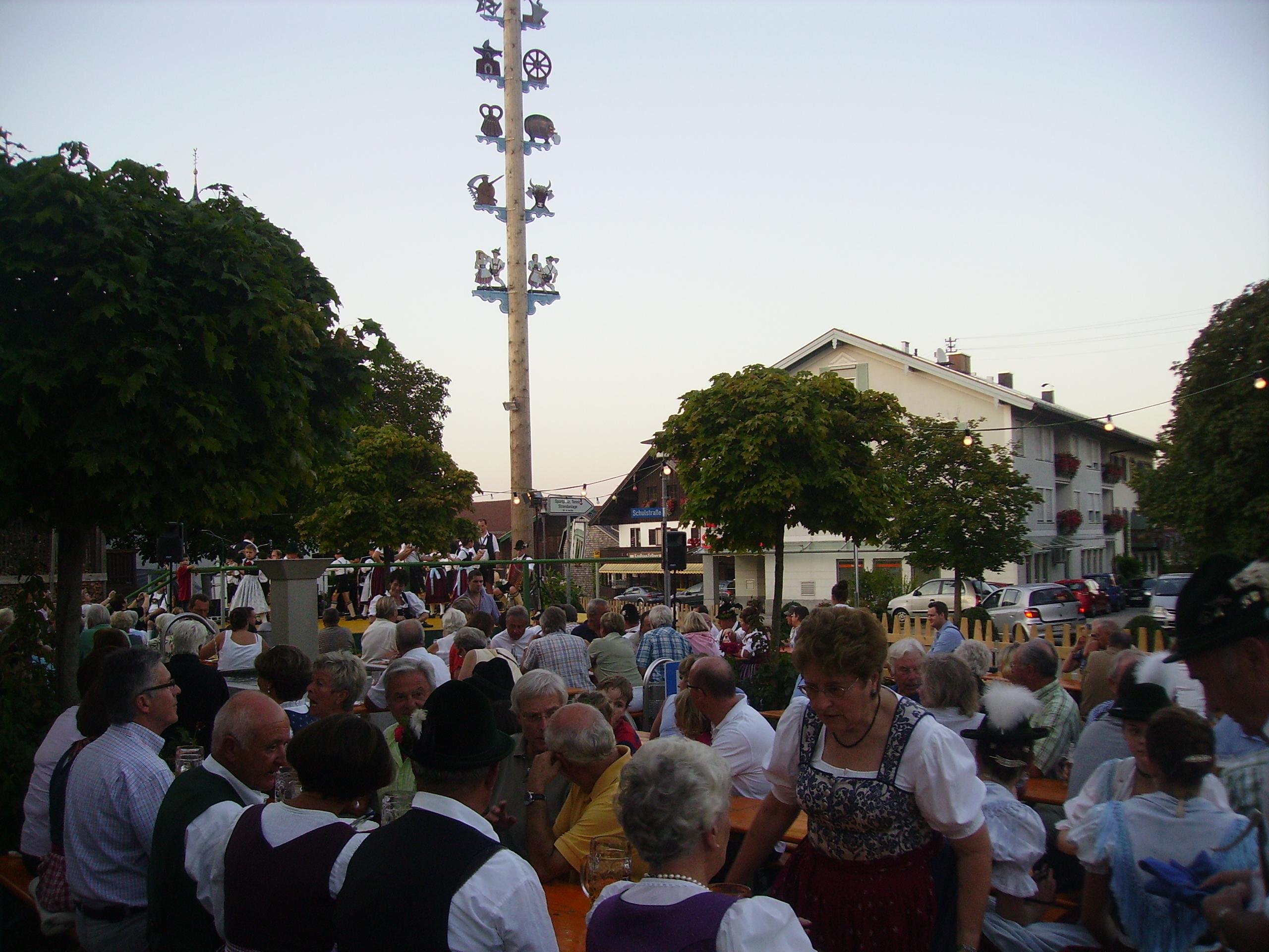 Dorffest Rimsting