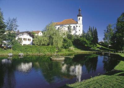 Konzert zur Fastenzeit in der Pfarrkirche Breitbrunn