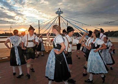 See – und Strandfest Breitbrunn