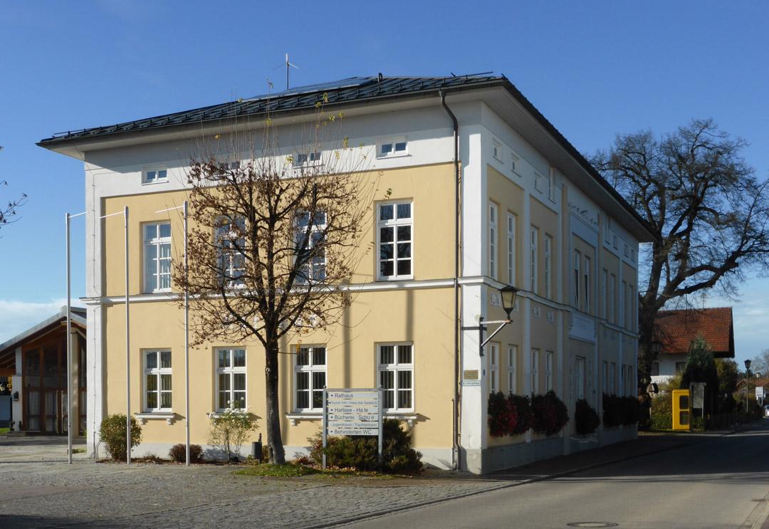 Rathaus Eggstätt