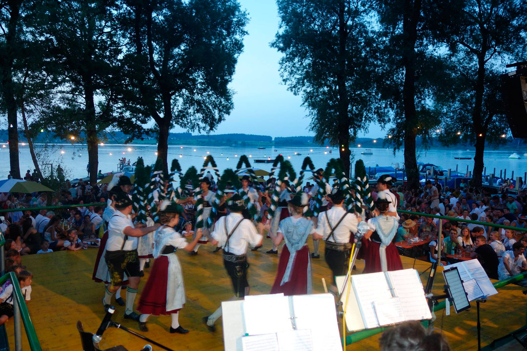 Naturpalette Chiemsee | Das Rimstinger Seefest